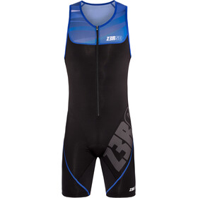 Z3R0D Start Triathlon-puku Miehet, armada black/blue